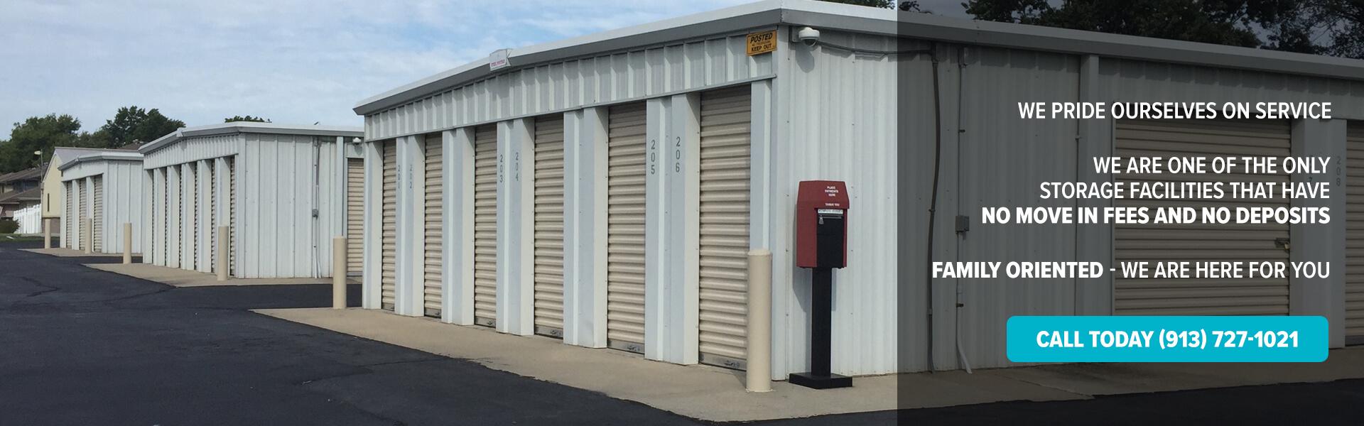 367 & Storage Unit Company in Lansing KS | Storage Unit Facility